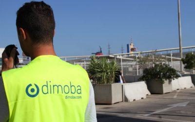 Dimoba cierra su participación en la Operación Paso del Estrecho en el Puerto de Almería