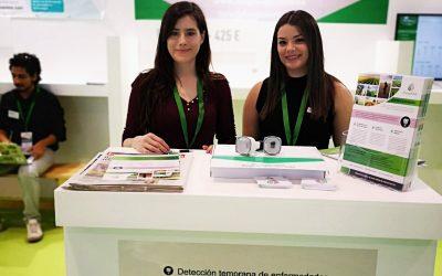 Dimoba participó en InfoAgro Exhibition como agencia oficial de azafatas