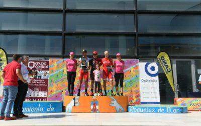 Dimoba colaboró con el III Critérium ciclista de Roquetas de Mar