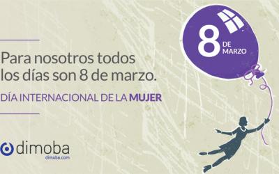 Para nosotros todos los días son 8 de marzo, el lema de Dimoba para celebrar el Día de la Mujer