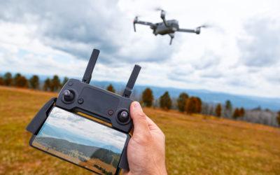 El dron como herramienta para la publicidad