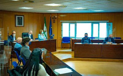 Dimoba realizará el mantenimiento y reparación de nueve Centros Educativos de Infantil y Primaria de Roquetas de Mar