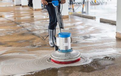 Limpieza industrial, ¿es necesaria?
