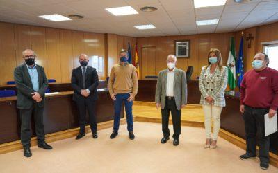 Dimoba renueva los servicios auxiliares y de atención al público de espacios culturales del Ayuntamiento de Roquetas