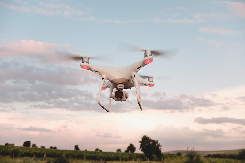 El auge del negocio de los drones
